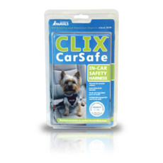 The Company Of Animals Clix Carsafe Dog Harness Small