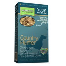 Natures Menu Country Hunter Meaty Freeze Dried Duck Crunch 8 X 700g