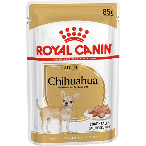 Royal Canin Chihuahua Adult Dog Food Pouches 12 X 85g