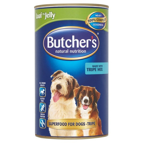 Butchers Tripe Mix Adult Dog Food 6 X 1200g