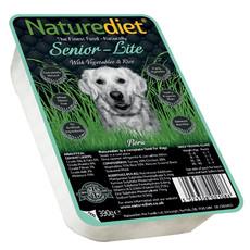 Naturediet Senior Light Dog Food With Turkey, Chicken, Vegetables And Rice 18 X 390g