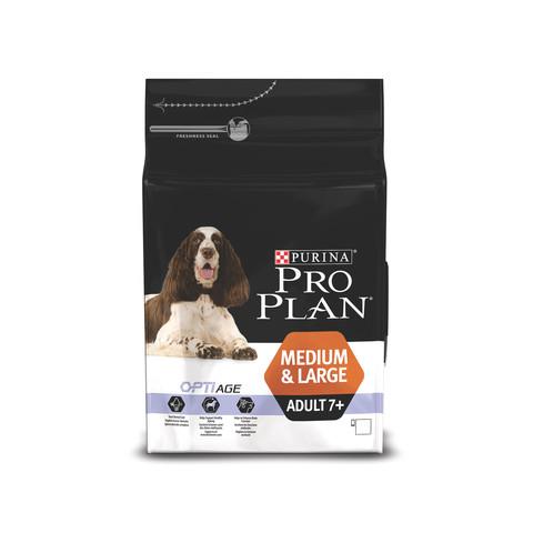 Pro Plan Medium And Large Breed Optiage Adult 7+ Dog Chicken Dog Food 14kg