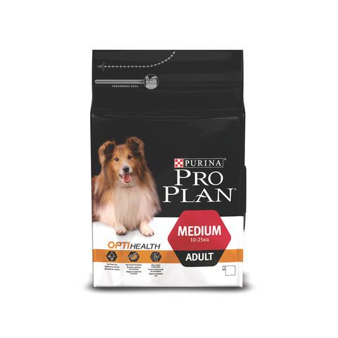 Pro Plan Medium Breed Optibalance Adult Dog Food With Chicken 14kg