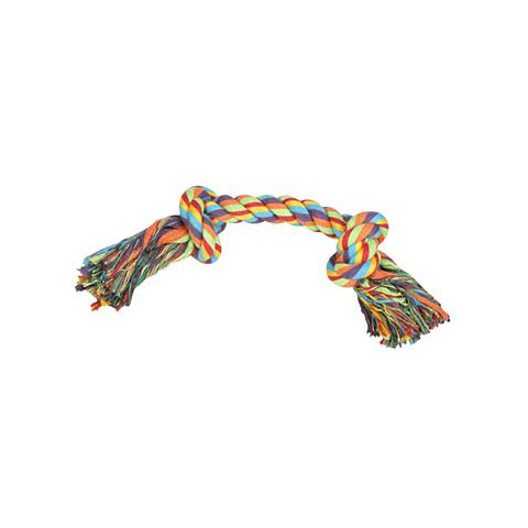 Happy Pet 2 Knot Tug Rope Dog Toy Small