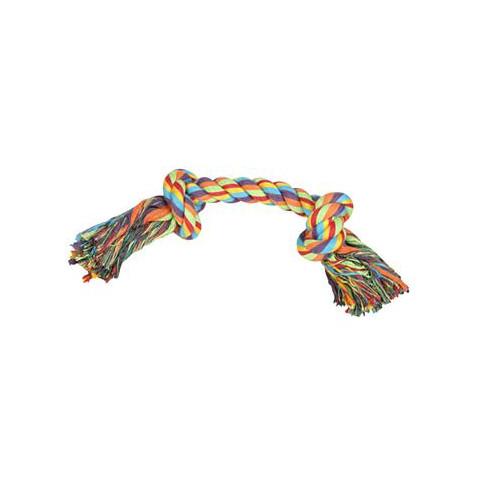 Happy Pet 2 Knot Tug Rope Dog Toy Large