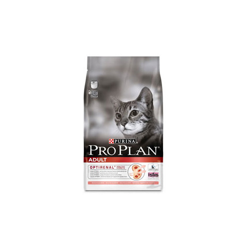 Pro Plan Adult Cat Food With Salmon 3kg