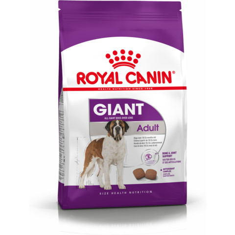 Royal Canin Giant Adult Dog Food 15kg