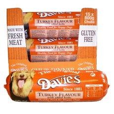 Davies Brawn Turkey Chub Roll 15 X 800g