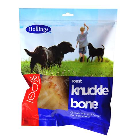 (d) Hollings Roast Knuckle Bone Dog Treat