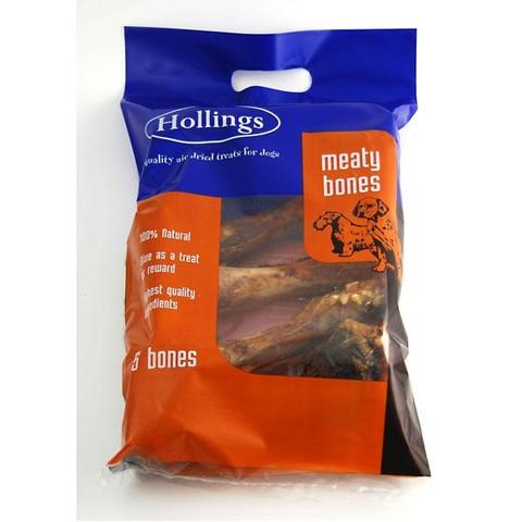 Hollings Meaty Bone Dog Treat 5-pack