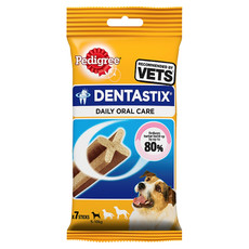 Pedigree Dentastix Daily Oral Care Dental Chews Small Dog 7 Sticks