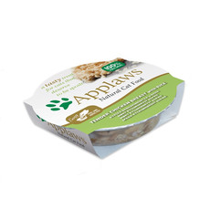 Applaws Natural Cat Food Pots With Chicken Breast And Rice In Broth 10 X 60g