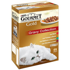Gourmet Gold Chunks In Gravy Recipes 12 X 85g