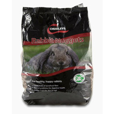 Chudleys Rabbit Nuggets 2kg