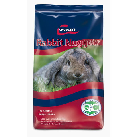 Chudleys Rabbit Nuggets 2kg