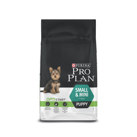 Pro Plan Small And Mini Breed Puppy Optistart Chicken Dog Food 3kg