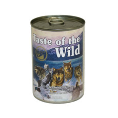 Taste Of The Wild Wetlands Canine Canned Wet Formula In Gravy 12 X 390g