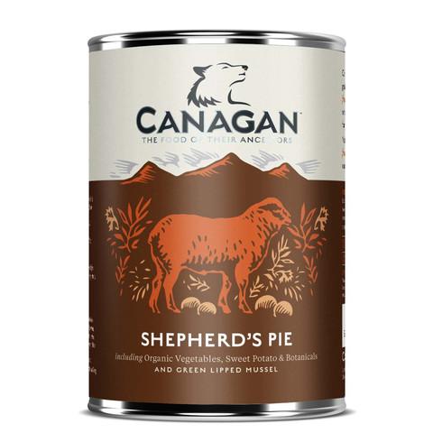 Canagan Shepherd's Pie Grain Free Adult Wet Dog Food 6 X 400g