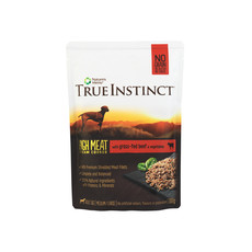 Natures Menu True Instinct High Meat Fillet Beef Adult Dog Pouches 8 X 300g