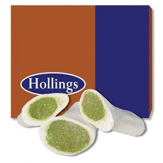 Hollings Minty Filled Dog Bone 20 Pack 20 X Bone