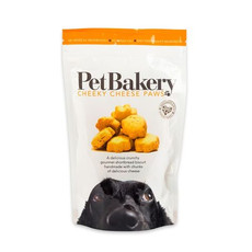 Pet Bakery Cheeky Cheese Paws Dog Treats 190g