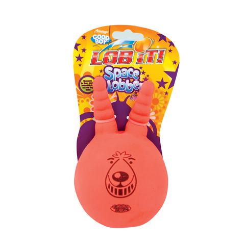 Lob It Space Hopper Dog Toy