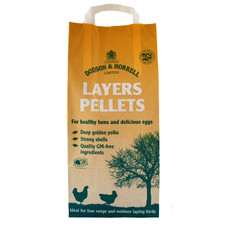 Dodson & Horrell Layers Pellets For Poultry 5kg