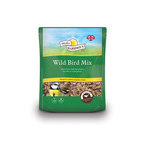 Walter Harrisons Wild Bird Mix 2kg