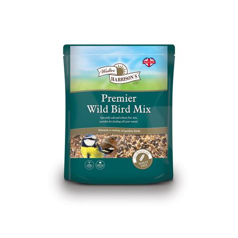 Walter Harrisons Premier Wild Bird Mix 2kg