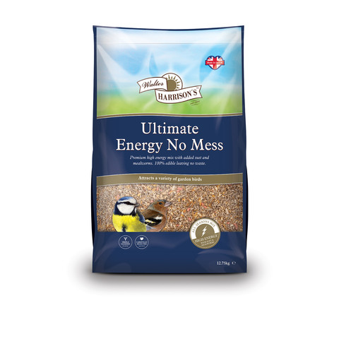 Walter Harrisons Wild Bird Ultimate Energy No Mess Mix 2kg