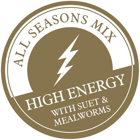 Walter Harrisons Wild Bird Ultimate Energy No Mess Mix 2kg