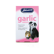 Johnsons Garlic Tablets 40 Tablets