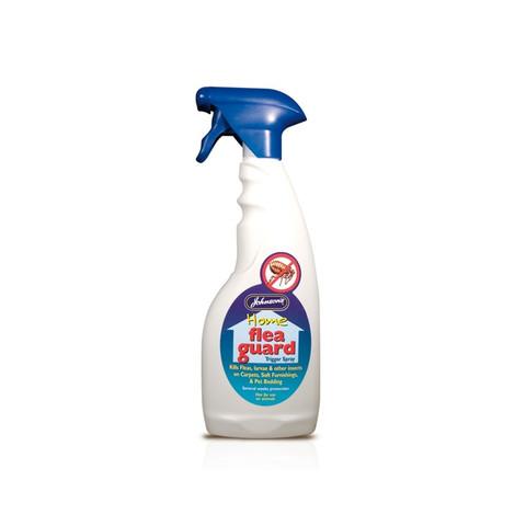Johnsons Household Flea Guard Spray 500ml