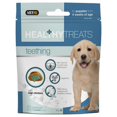 Vetiq Healthy Treats Teething For Puppies 50g
