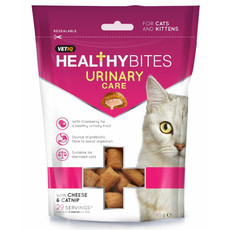 Vetiq Healthy Bites Urinary Care Cat Treats 65g