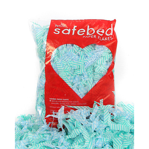 Safebed Small Animal Paper Flakes Bedding