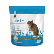 Science Selective Degu Food Brocolli And Basil 350g