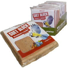 Unipet Suet To Go Blueberry And Raisin Flavour Suet Block 300g