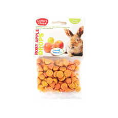 Happy Pet Critters Choice Small Animal Rosy Apple Drops Treat 75g
