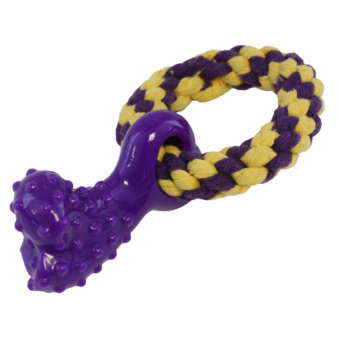 Happy Pet Little Rascals Teething Rope Ring Puppy Toy