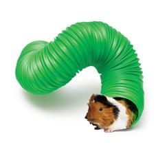 Just 4 Pets Small Animal Tuff Plastic Play Tube