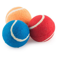 Ancol Chaser High Bounce Tennis Ball Dog Toy  Single