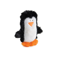 Ancol Small Bite Plush Penguin Dog Toy 21cm