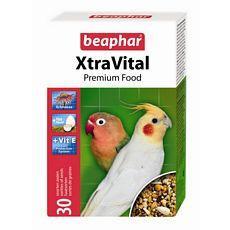 Xtra Vital Complete Large Parakeet Food 500g