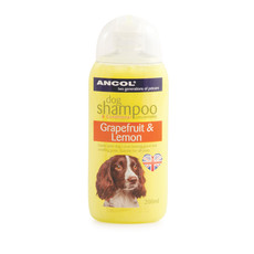 Ancol Lemon And Grapefruit Dog Shampoo 200ml