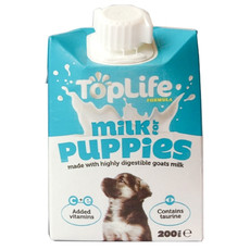Toplife Milk For Puppies 200ml