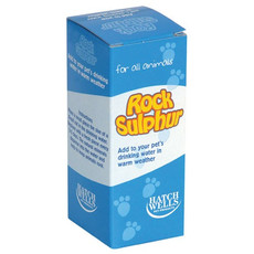 Rock Sulphur Cooling Supplement For All Animals