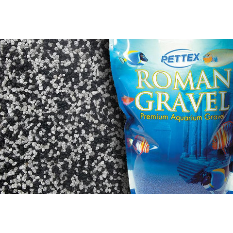 Aquatic Roman Gravel Harlequin Blend 2kg