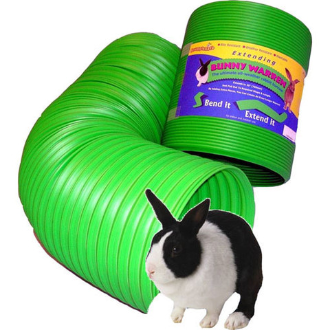 Snugglesafe Extending & Bendy Bunny Warren Tube