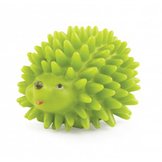 Ancol Vinyl Squeaky Hedgehog Dog Toy  Single